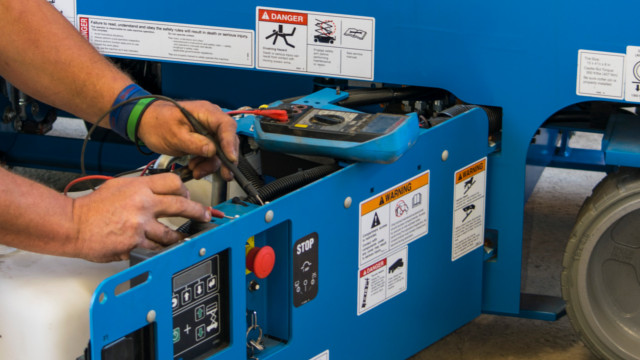 Equipment Repair Services in Northern California