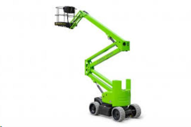 Where to find Articulating Boom Lift, 50 ft., Electric in Chico