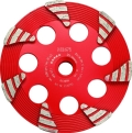 Rental store for Diamond cup wheel SPX 7  universal  Dry in Chico CA