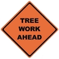 Rental store for SIGN, TREE WORK AHEAD in Chico CA