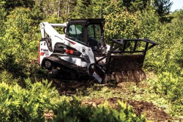 FORESTRY CUTTER ATTACHMENT BOBCAT Rentals Chico CA, Where to
