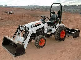 Where to find TRACTOR, BOBCAT CT230 in Chico