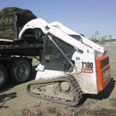 Where to find LOADER, TRACK BOBCAT T180 in Chico