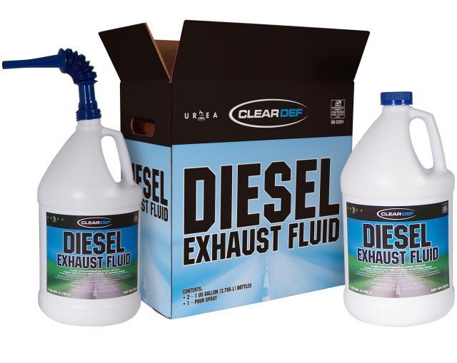 Where to find DIESEL EXHAUST FLUID, 2.5 GALLON in Chico