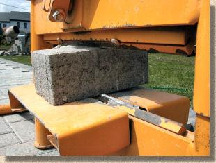 Where to find CUTTER, PAVING BLOCK in Chico