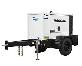 Where to find GENERATOR, 25 KVA TOWABLE in Chico