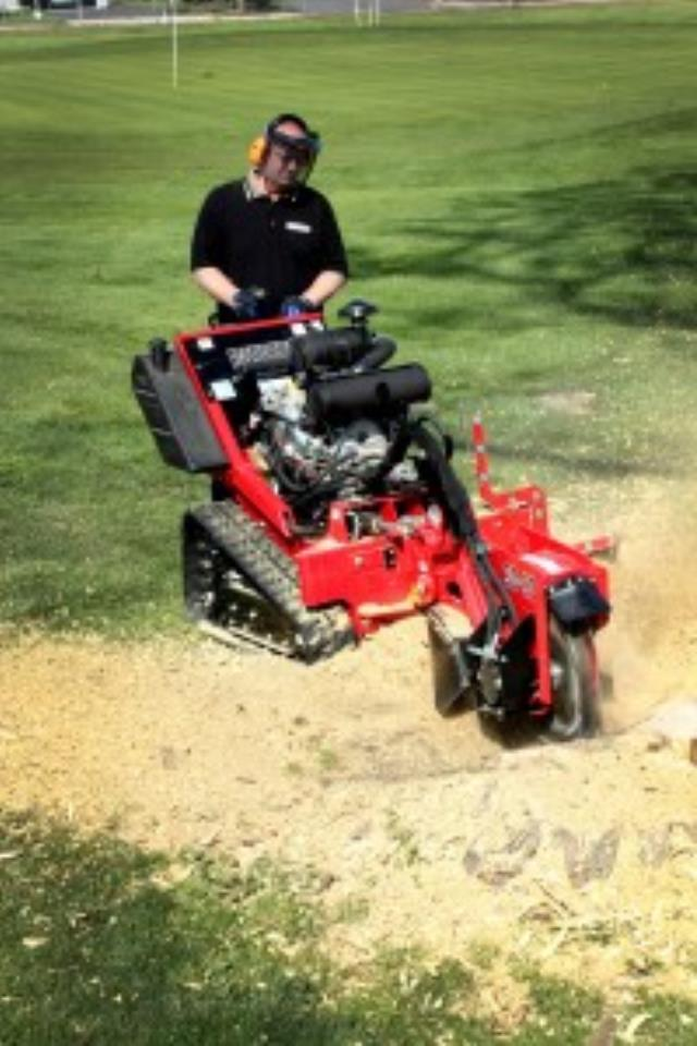 Where to find STUMP GRINDER, HYD. BARRETO 30-SG in Chico