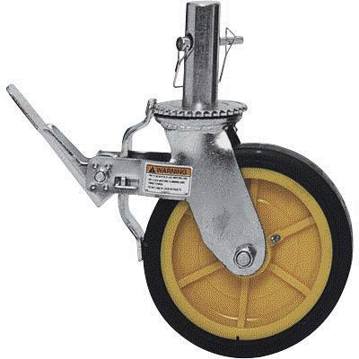 Scaffold Caster 8 Inch Rentals Chico Ca Where To Rent