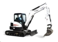 Rental store for EXCAVATOR, BOBCAT E50 in Chico CA